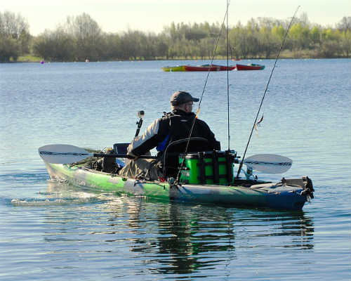 Top 5 Fish Finders For Kayak Fishing