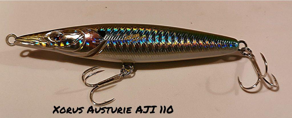 Xorus Asturie Bass Lure